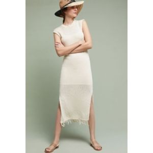 Anthropologie Isla Midi Dress